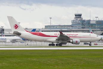 7T-VJB - Air Algerie Airbus A330-200