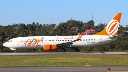 PR-GUB - GOL Transportes Aéreos  Boeing 737-800