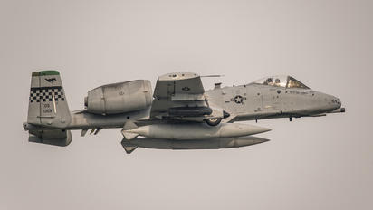 79-0159 - USA - Air Force Fairchild A-10 Thunderbolt II (all models)
