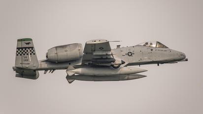 79-0159 - USA - Air Force Fairchild A-10 Thunderbolt II (all models)