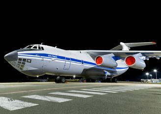 RA-78796 - Russia - Air Force Ilyushin Il-76 (all models)