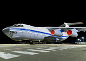 RA-78796 - Russia - Air Force Ilyushin Il-76 (all models) aircraft