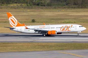 PR-GXX - GOL Transportes Aéreos  Boeing 737-800