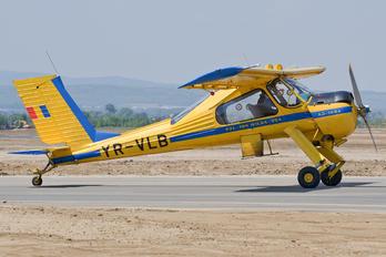 YR-VLB - Romanian Airclub PZL 104 Wilga 35A