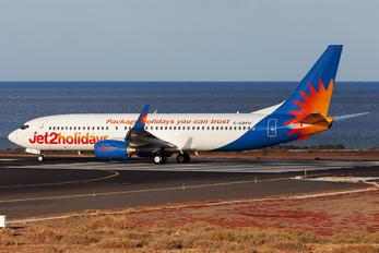 G-GDFU - Jet2 Boeing 737-800