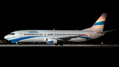 LZ-CGW - Astra Airlines Boeing 737-800