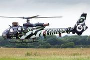 4145 - France - Army Aerospatiale SA-341 / 342 Gazelle (all models) aircraft