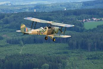 G-ANFP - Private de Havilland DH. 82 Tiger Moth