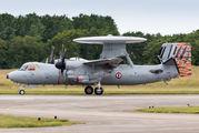 2 - France - Navy Grumman E-2C Hawkeye aircraft