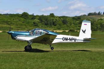 OM-NPU - Private Orličan L-40 Meta Sokol