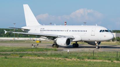 UR-CQG - Dart Airbus A319
