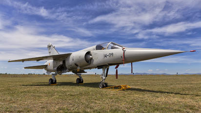 C.14-15 - Spain - Air Force Dassault Mirage F1M