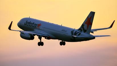 JA21JJ - Jetstar Japan Airbus A320