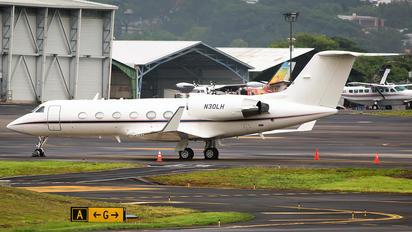 N30LH - Private Gulfstream Aerospace G-IV,  G-IV-SP, G-IV-X, G300, G350, G400, G450