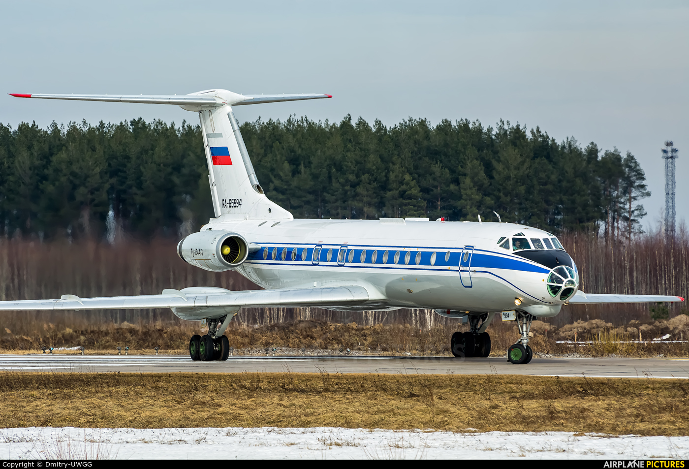 Russia - Government RA-65994 aircraft at Undisclosed Location