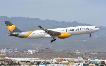 OY-VKI - Thomas Cook Scandinavia Airbus A330-300