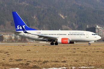 SE-RJU - SAS - Scandinavian Airlines Boeing 737-700