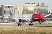 LN-LND - Norwegian Air Shuttle Boeing 787-8 Dreamliner aircraft