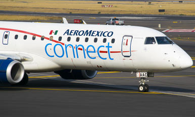 XA-AAC - Aeromexico Connect Embraer ERJ-190 (190-100)