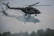 RF-91183 - Russia - Air Force Mil Mi-8MT aircraft