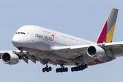Asiana Airlines HL7634 image