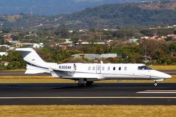 N306AV - Private Learjet 45
