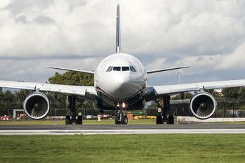 N276AY - US Airways Airbus A330-300