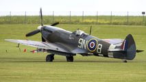 G-MXVI - Private Supermarine Spitfire LF.XVIe aircraft