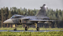 39248 - Sweden - Air Force SAAB JAS 39C Gripen aircraft
