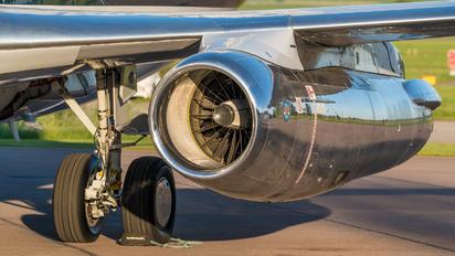 N370BC - Private Boeing 737-200