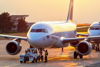 D-ABGN - Eurowings Airbus A319