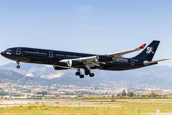 9H-TQM - Hi Fly Malta Airbus A340-300
