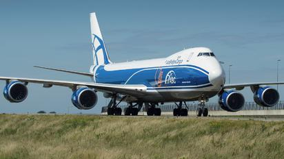 VQ-BFU - Air Bridge Cargo Boeing 747-8F