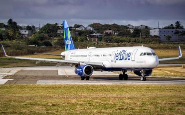 N964JT - JetBlue Airways Airbus A321