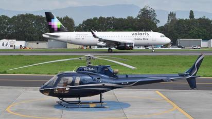 TG-KUL - Private Aerospatiale AS350 Ecureuil / Squirrel