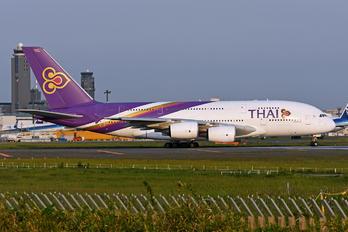 HS-TUP - Thai Airways Airbus A380