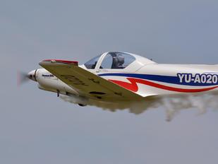 YU-A020 - Private Pioneer 300 Hawk