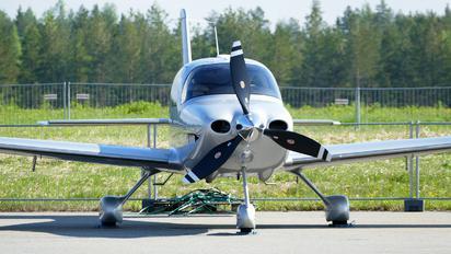 OH-BRA - Private Cirrus SR-22 -GTS