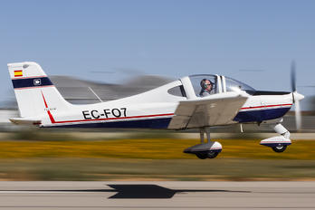 EC-FO7 - Private Tecnam P96 Golf