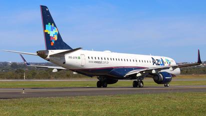 PR-AYM - Azul Linhas Aéreas Embraer ERJ-195 (190-200)