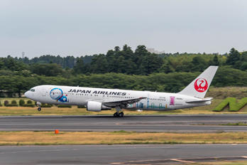 JA610J - JAL - Japan Airlines Boeing 767-300ER
