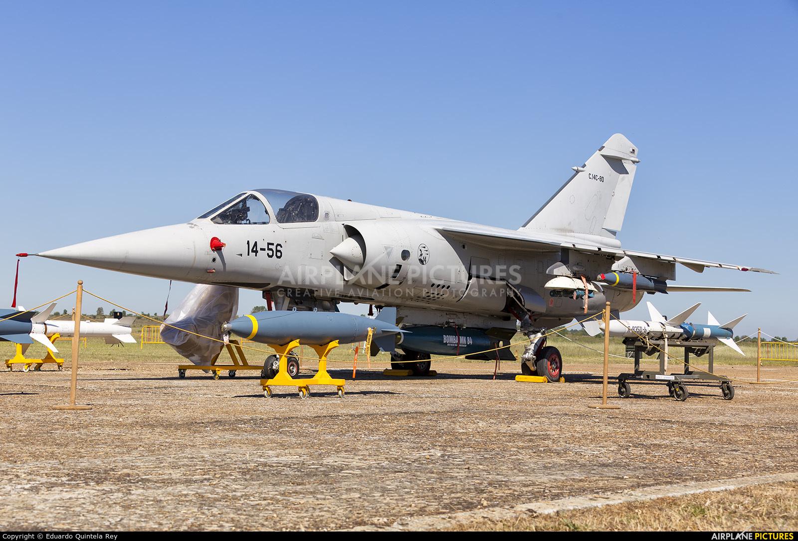 Spain - Air Force C.14C-80 aircraft at León