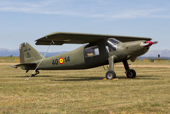U.9-16 - Spain - Air Force Dornier Do.27