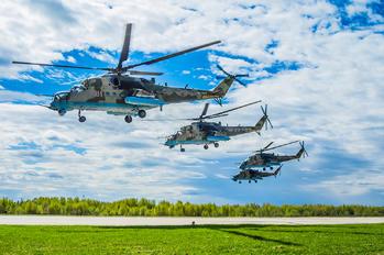 RF-13027 - Russia - Air Force Mil Mi-35