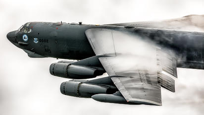 60-0002 - USA - Air Force Boeing B-52H Stratofortress