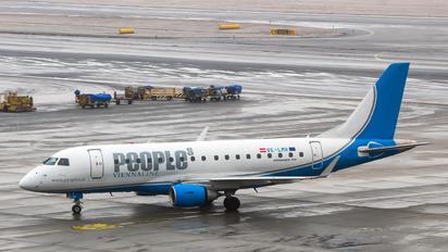 OE-LMK - People\'s Viennaline Embraer ERJ-170 (170-100)