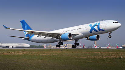 F-HXLF - XL Airways France Airbus A330-300