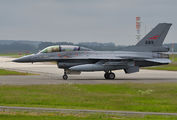 689 - Norway - Royal Norwegian Air Force General Dynamics F-16B Block 15H aircraft