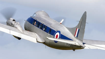 G-DHDV - Aero Legends de Havilland DH.104 Dove