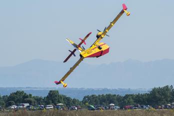 UD.13-21 - Spain - Air Force Canadair CL-215T